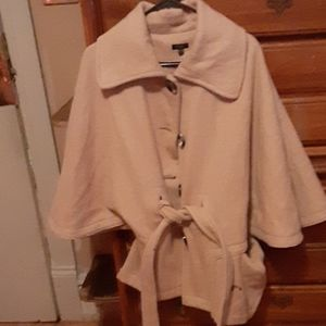 Talbots L/XL over coat